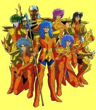 les chevaliers du zodiaque poseidon